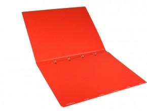 Pärmtillbehör: Rund mekanism 3x80. Rött A3-register med hålning 3x80.